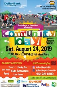 South Fayette Community Day - Uploaded by Andrea Iglar