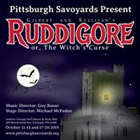 Ruddigore Show Poster - Uploaded by Pittsburgh Savoyards