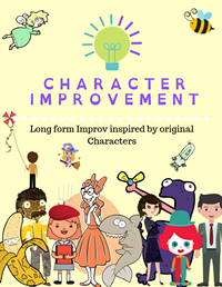 Character Improvement - Uploaded by Steelcityimprovtheater