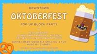 Downtown Pop-Up Oktoberfest by Penn Brewery! - Uploaded by Linda Nyman