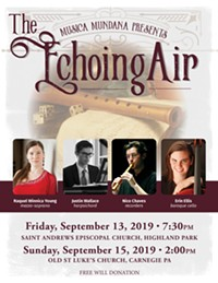 The Echoing Air - Uploaded by rwinnica