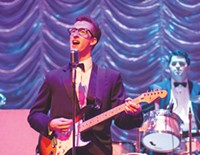 PHOTO COURTESY OF GAIL GERDES - The Buddy Holly Story