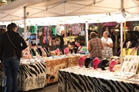 PHOTO COURTESY OF RENEE ROSENSTEEL - Downtown Night Market