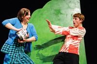 U.K.'s Big Wooden Horse Theatre Company, Pittsburgh International Children's Theater