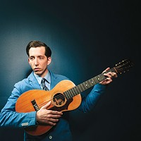 Pokey LaFarge discusses his new record and making something new from a traditional sound