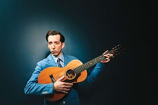 Unearthed sound: Pokey LaFarge - PHOTO COURTESY OF JOSHUA BLACK WILKINS