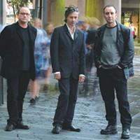 Australian improv trio The Necks play The Warhol, in a rare U.S. visit