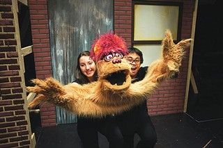 University of Pittsburgh Stages Avenue Q