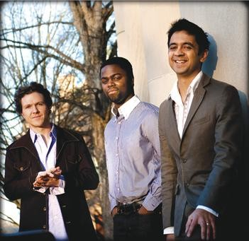 Variation and expansion: Vijay Iyer Trio - COURTESY OF LYNNE HARTY