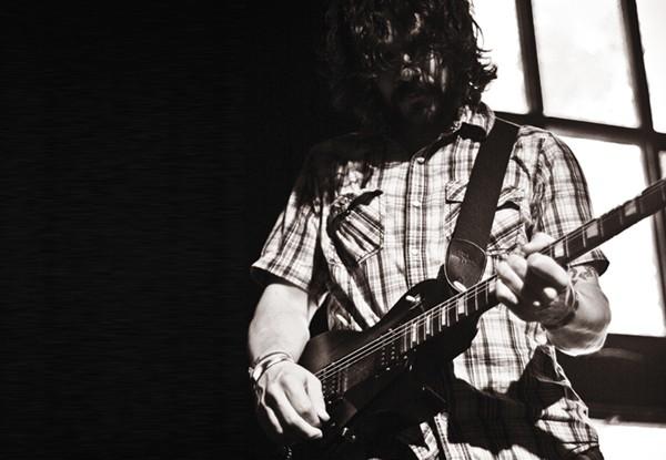 Virtuoso guitarist, dog trainer: Victor Villarreal