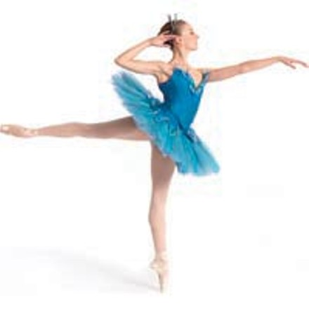 Wake-up call: Alexandra Kochis is the Bluebird in The Sleeping Beauty. - RIEDER PHOTOGRAPHY