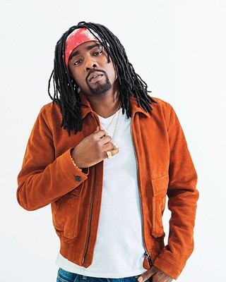 Wale, Sept. 29 at Stage AE