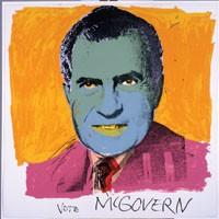 "Warhol's ""Vote McGovern"" (1972)"
