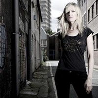 BBC Radio 1 DJ and dubstep champion Mary Anne Hobbs spins at Shadow Lounge