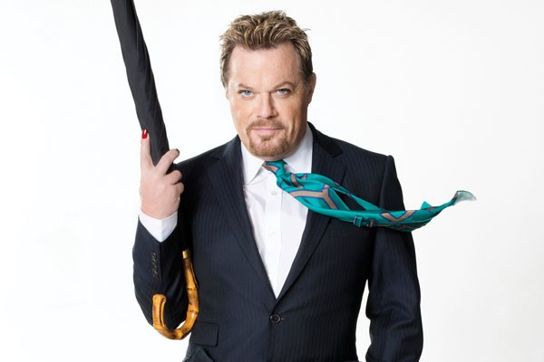 Weather or not: Eddie Izzard
