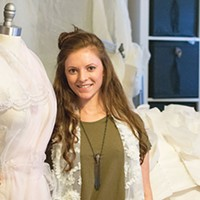 Wedding Customs: Highland Park designer says the right dress can be a 'life-changing' experience