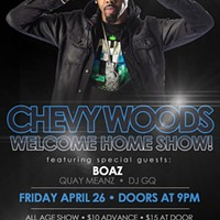 Welcome Home Taylor Gang's Chevy Woods