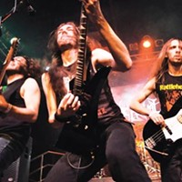 """Pittsburgh thrash band Mantic Ritual returns home after playing the """"U.S. Plague"""" tour"""