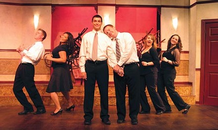 Which way to Pittsburgh? The Second City's touring company