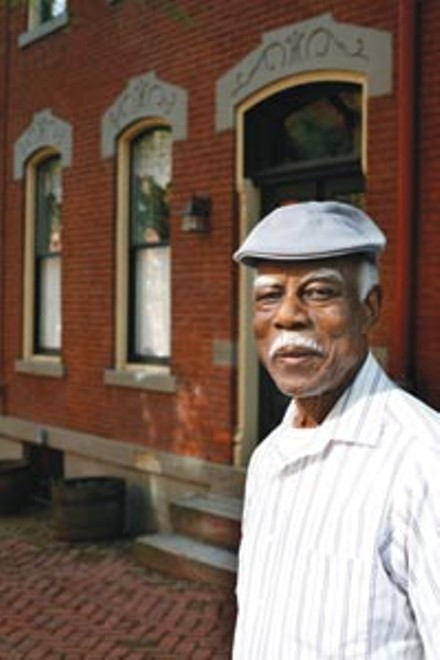 Willie Murchison has been a member of the Central North Side Neighborhood Council for 40 years. - HEATHER MULL