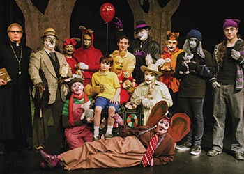 <i>Winnie-the-Pooh and The Seven Deadly Sins</i>, at Rage of the Stage