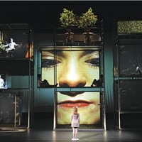 Wonderland: Carnegie Mellon School of Drama's <i>The Alice Project</i>