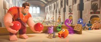 Wreck-It Ralph (Nov. 2)