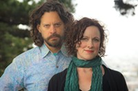 Writer-directors Sam Turich and Gab Cody. Photo courtesy of Rowan Brooks