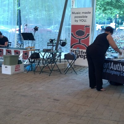 WYEP's 16th Annual Music Festival