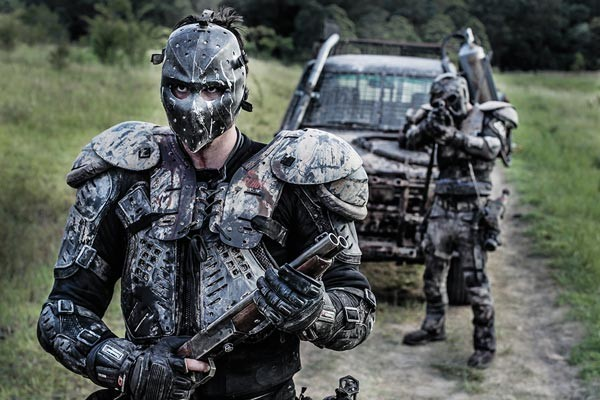 Wyrmwood: Road of the Dead film plays at the Hollywood Thater