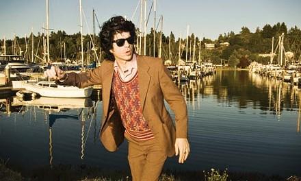 Yacht rock: Chain and The Gang's Ian Svenonius
