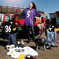 Yes, the Ravens will have an easier time in the AFC North once Pittsburgh has ascended. But what is Heaven, if not a place without Baltimore fans?