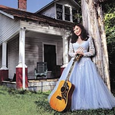 You're looking at country: Loretta Lynn