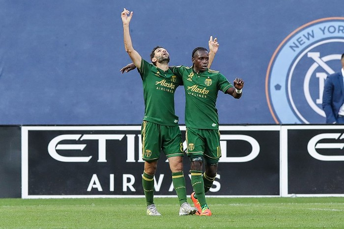 Timbers extend streak with win over NYCFC