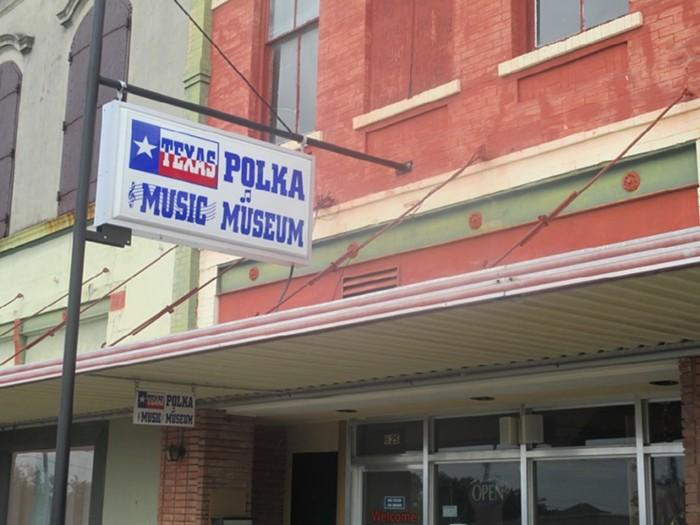 Schulenburgs legendary Texas Polka Music Museum