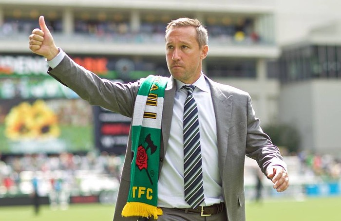 Caleb Porter out as Timbers coach