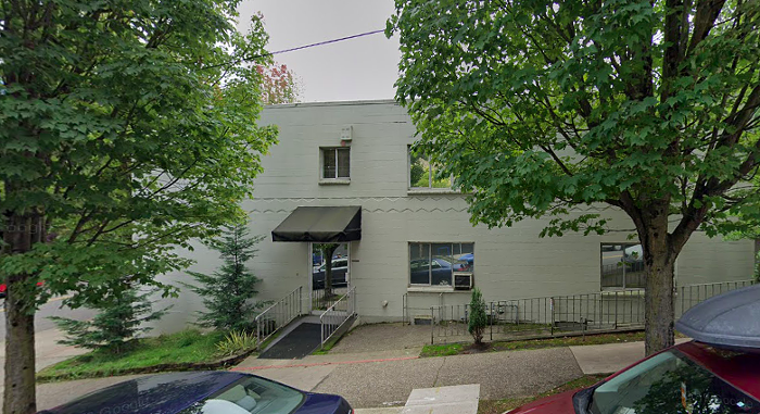 The exterior of Lovejoy Surgicenter in NW Portland.