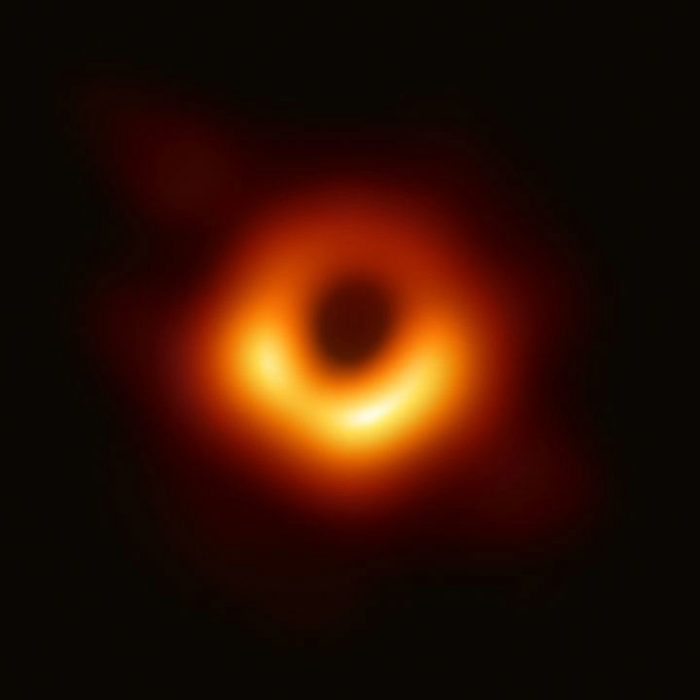 In case youre not feeling insignificant enough, check out this new photo of a black hole!