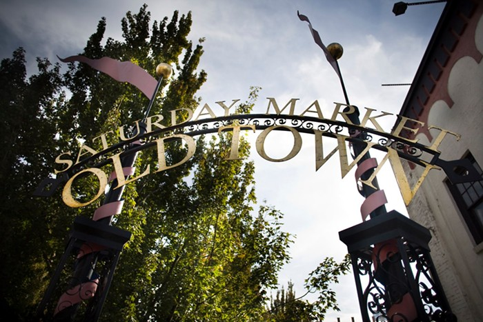 The Portland Saturday Market returns for its 48th season this weekend! Mask up and get yourself some tie-dye.