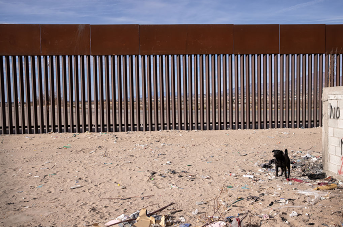 Pour one out for Trumps border wall—Biden has pulled the plug.