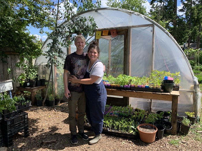 Portlands urban farmers survived, and thrived, through the pandemic.