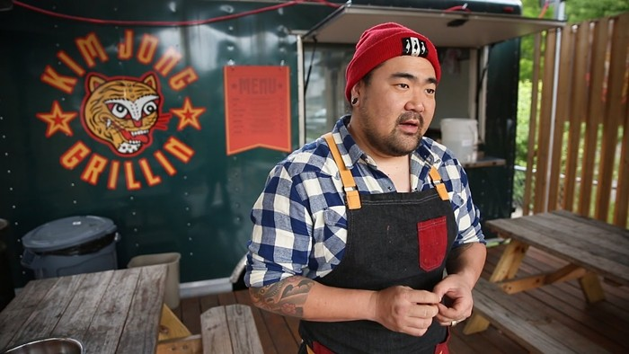 Portlands own Han Hwang (of Kim Jong Grillin) appears on The Great Food Truck Race: All Stars, Sundays on Food Network.