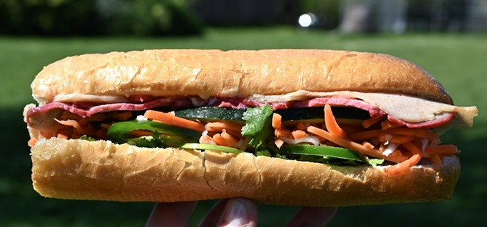 House Special from House of Banh Mi