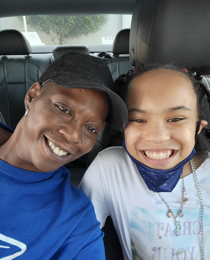 Renita Whitney and her daughter moved to Gresham from Las Vegas six years ago.