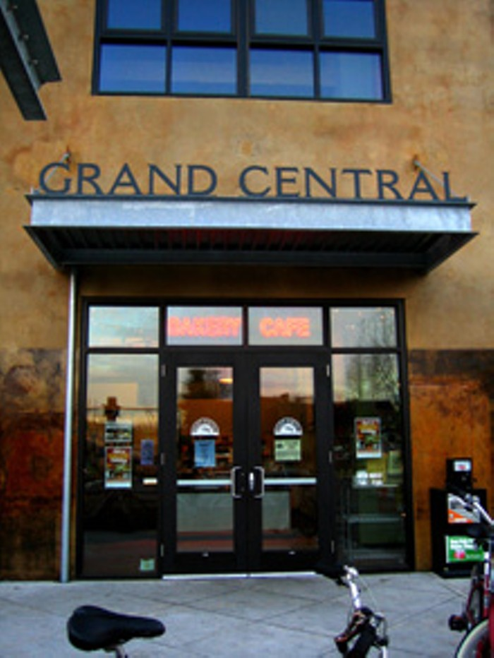 Grand Central Bakery Cafe Portland Or