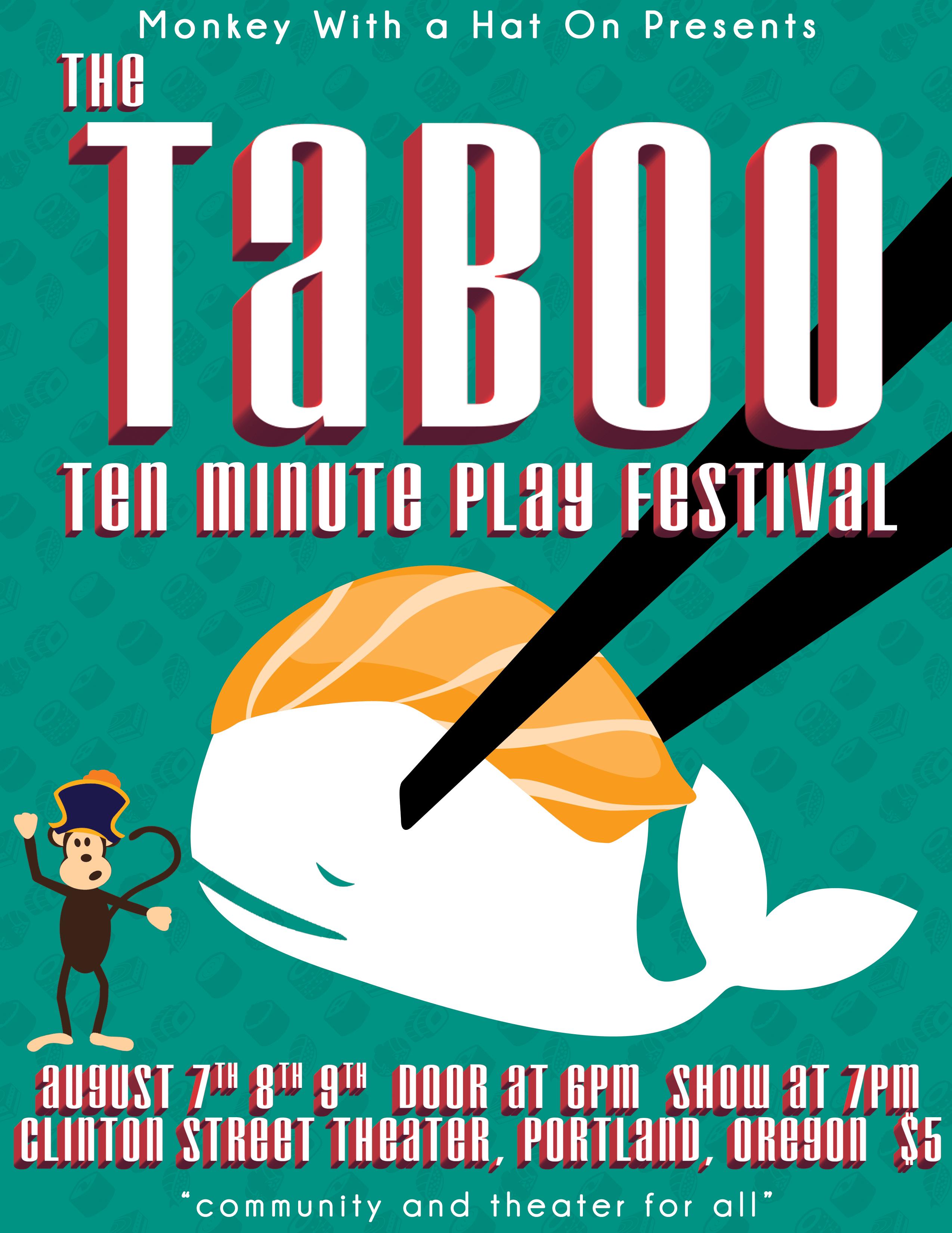 Taboo Portland Oregon