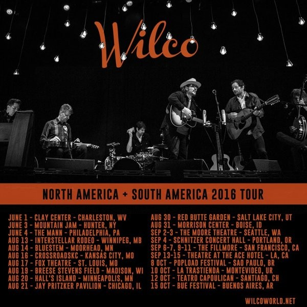 Wilco, Joan Shelley At Arlene Schnitzer Concert Hall In