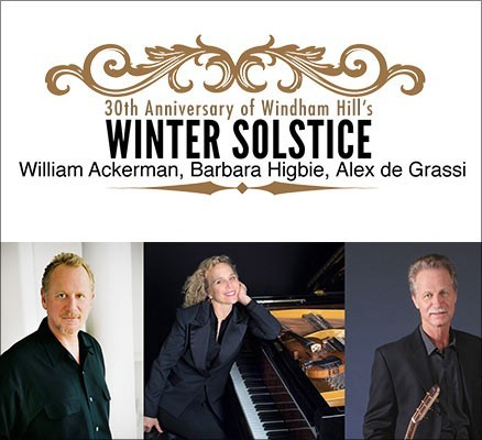 Windham Hill Winter Solstice At Newmark Theatre In Portland Or On