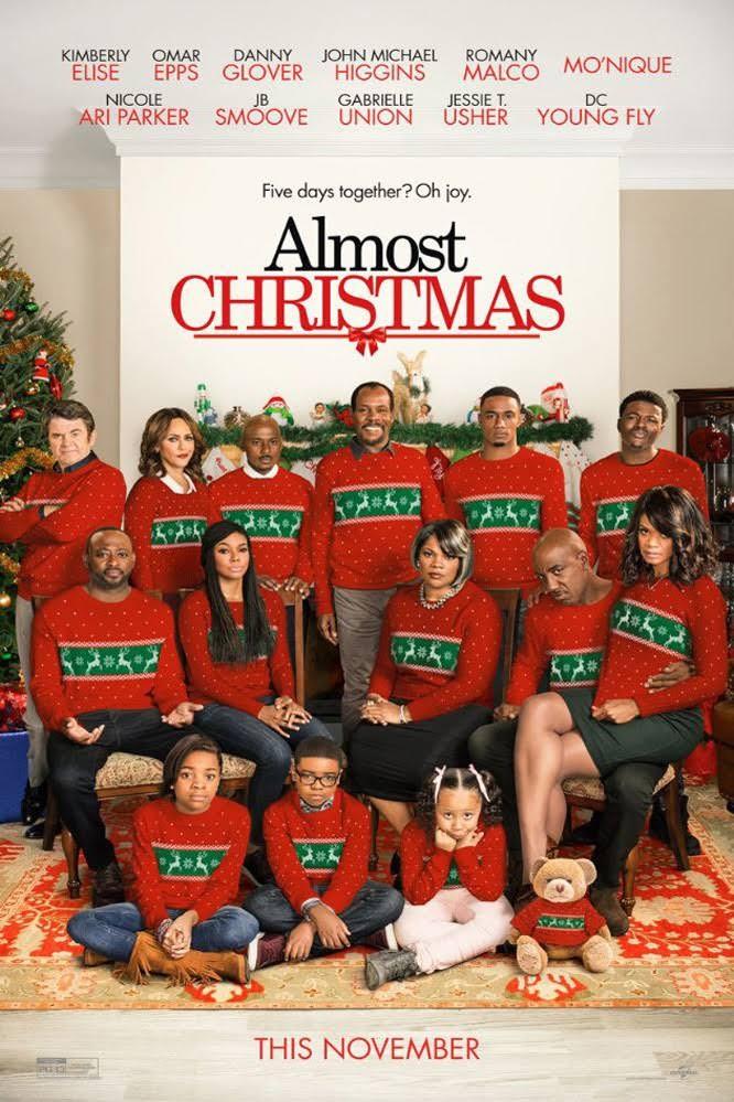Almost Christmas (2016) - Portland Movie Times - Portland Mercury