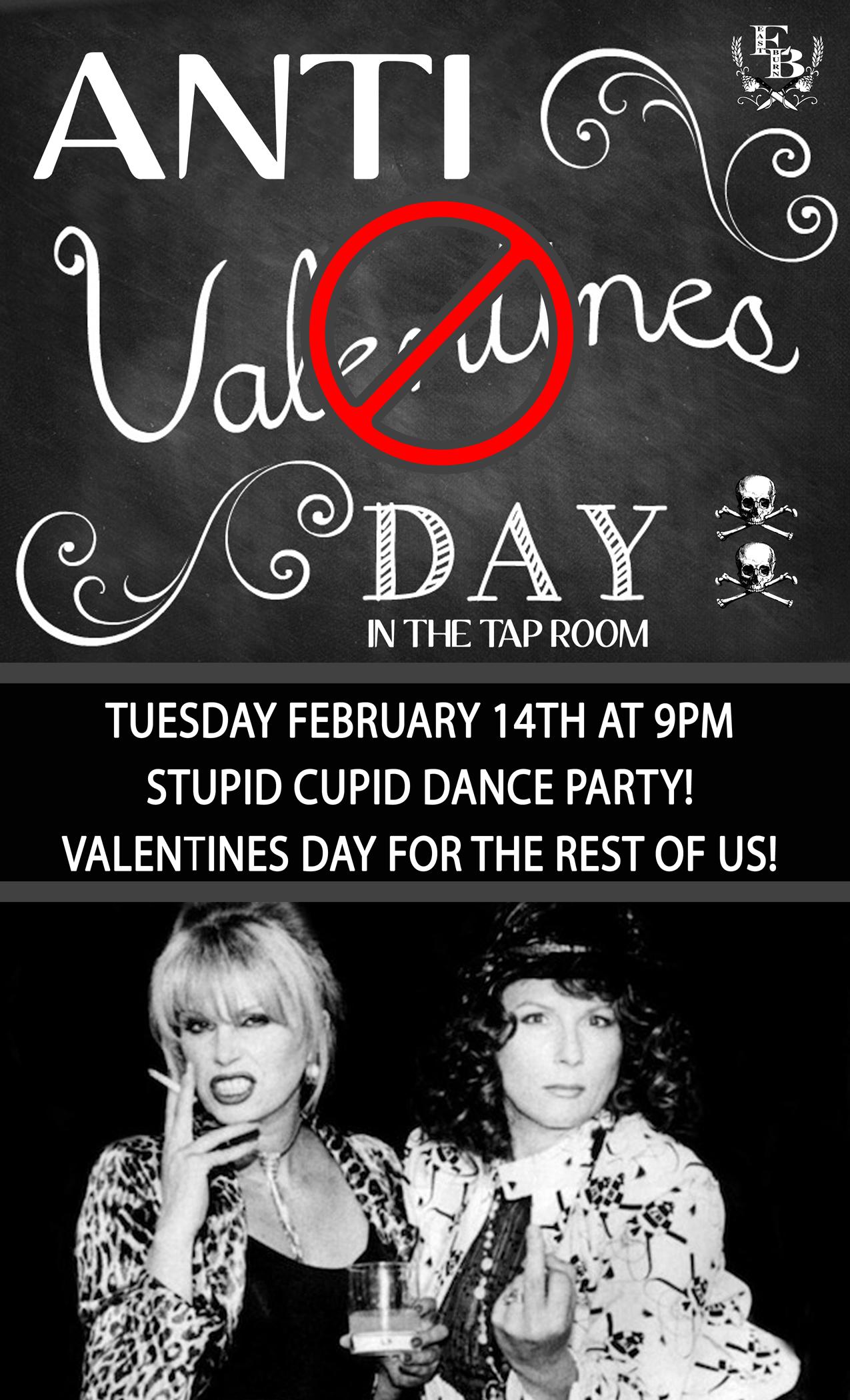 Anti Valentineu0027s Day Dance Party